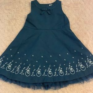 Janie and Jack embroidered dress